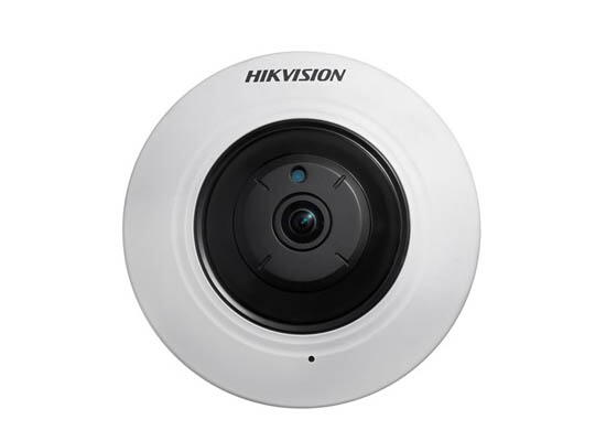 Hikvision DS-2CD2942F-IS 4MP PoE Fisheye