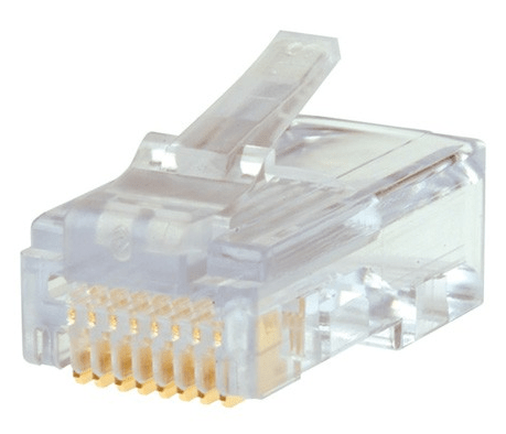 Network connector Cat6