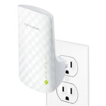 TP-Link RE200 AC750 wireless extender