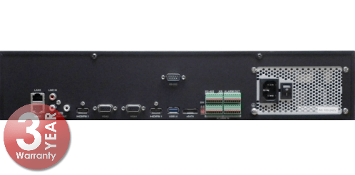 Hikvision DS-9632NI-I8 32channel IP NVR