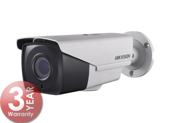 Hikvision DS-2CE16F7T-AIT3Z 3MP 2,8-12mm Motorzoom TVI