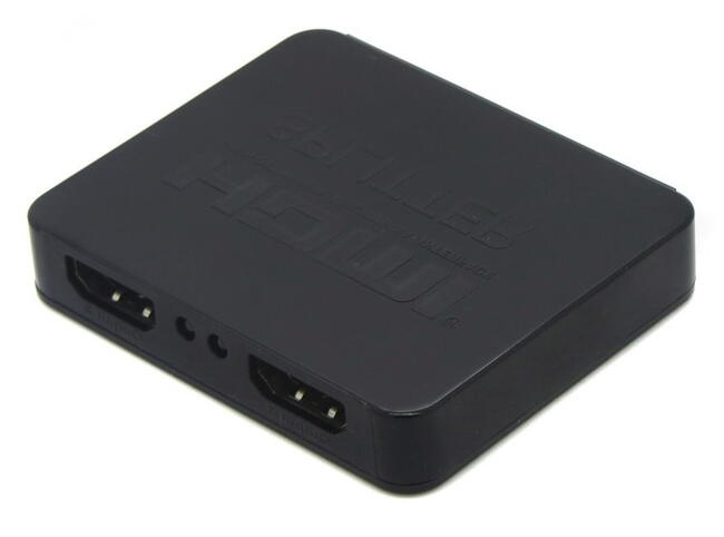 HDMI Splitter 1 til 2  4K high speed