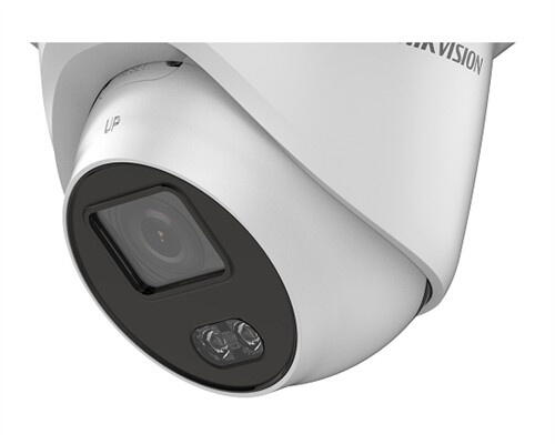 Hikvision DS-2CD2347G1-LU 4MP 4mm ColorVu PoE