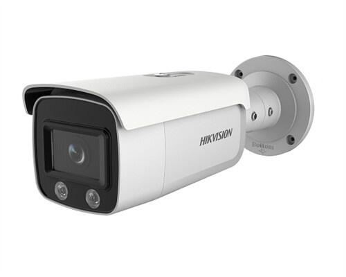 Hikvision DS-2CD2T47G1-L 4MP 4mm ColorVu PoE