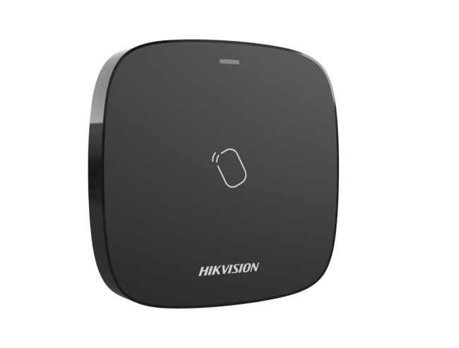 Hikvision DS-PTA-WL-868 Axhub Tag Reader BLACK