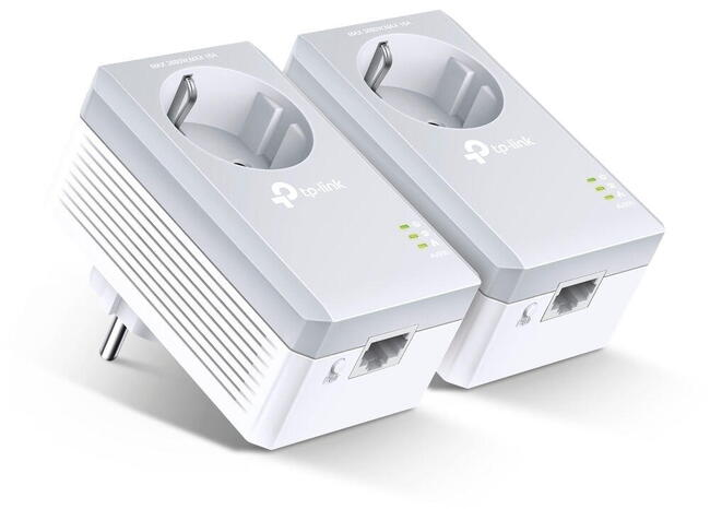 TP-Link TL-PA4010P AV500 Pass Kit