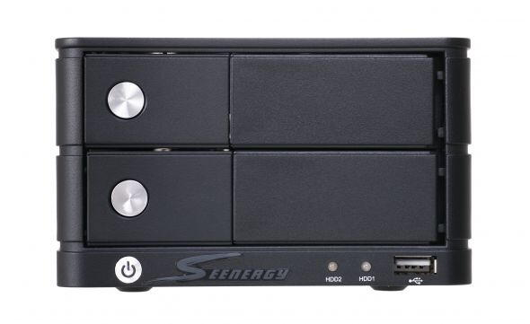 Seenergy SVR-304 NVR 4 Channels
