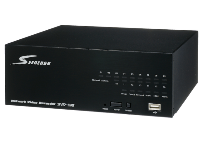 Seenergy SVR-508 NVR 8 Channels