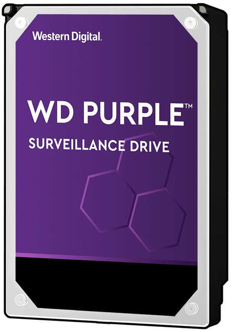 WD Purple 4TB SATA