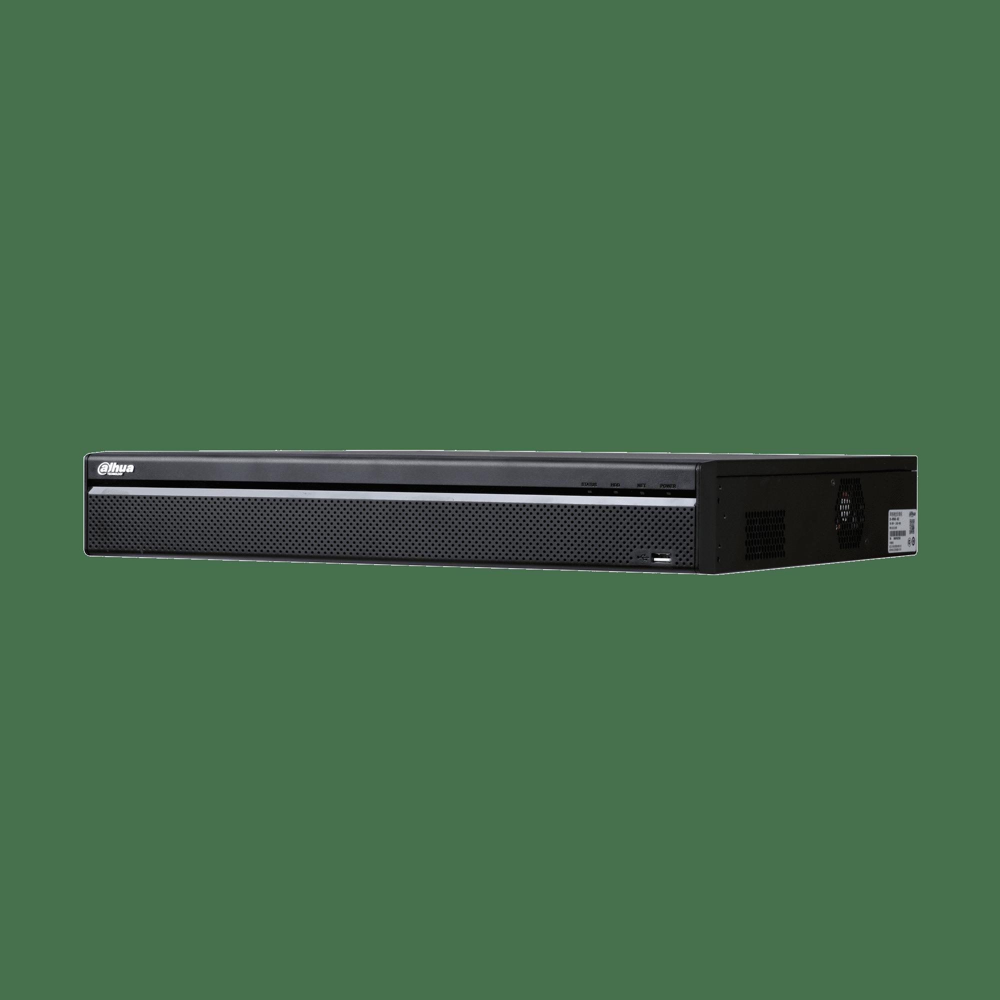 Dahua NVR5432-4KS2 4K 32 Channel NVR - only 6 964,00 DKR  in IPcam-shop dk