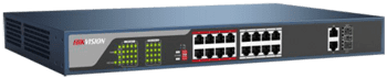 Hikvision DS-3E0318P-E 16port PoE+ Gigabit Switch