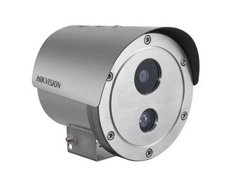 Hikvision DS-2XE6242F-IS/316L 4MP 8mm Explosion-Proof