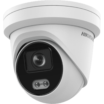 Hikvision DS-2CD2347G1-LU 4MP 6mm ColorVu PoE