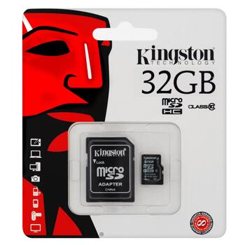 Kingston Micro SD-Card 32GB