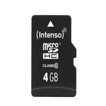 SD Card for JA-100 Control Panels
