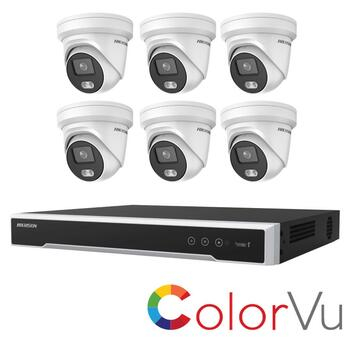 Hikvision 4MP Kit PoE 2347 KL 6.4.8