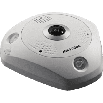 Hikvision DS-2CD6365G0-IS 6MP Fisheye PoE