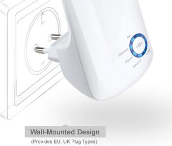 TP-link TL-WA850RE Extender