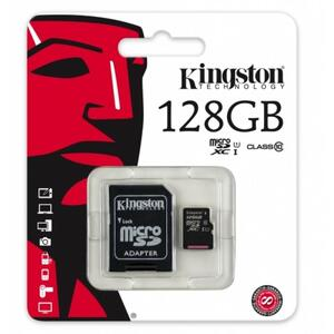Kingston Micro SD-Card 128GB