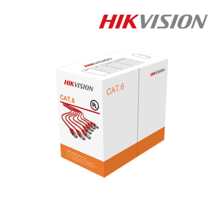 Hikvision DS-1LN6-UU UTP Cable CAT6 305 meters