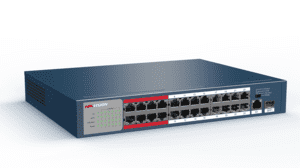 Hikvision DS-3E0326P-E/M 24port PoE Switch