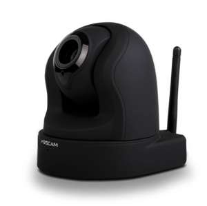 Foscam FI9826P 1.3 MP HD 3x Zoom Black OUTLET