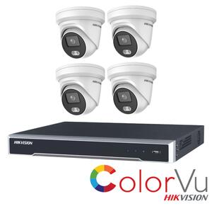 Hikvision 4MP Kit PoE 2347 KU 4.4.8