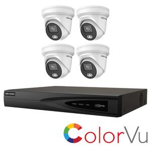 Hikvision 4MP Kit PoE 2347 KL 4.4.4