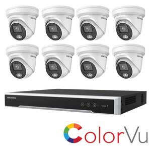 Hikvision 4MP Kit PoE 2347 KL 8.4.8
