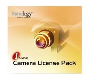 Synology Kamera License Pack 1 licens